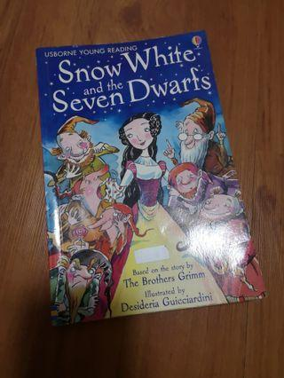 🚚 Snow white and the seven dwarfs