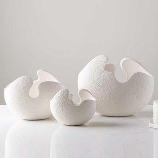 High quality egg design vases