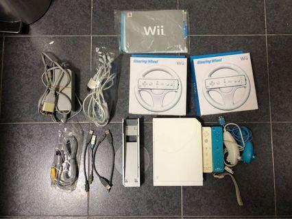 Wii 遊戲機 🎮 生日禮物 games  志在賣