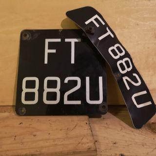 Plate number for sale 882