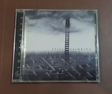 CD Cinderella - Still Climbing ( USA PRESS )