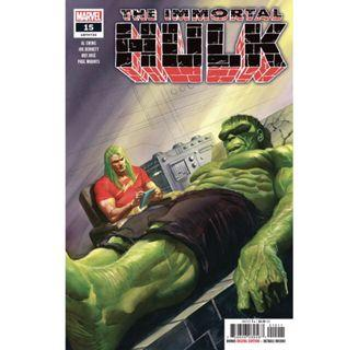 IMMORTAL HULK #15 (2019)