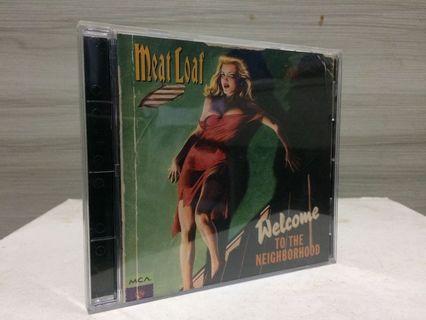 Meatloaf - Welcome To The Neighbourhood CD