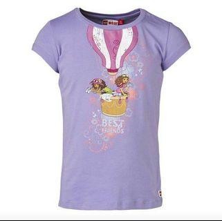 Lego Wear: Tamara 502, Girls clothing T-shirt