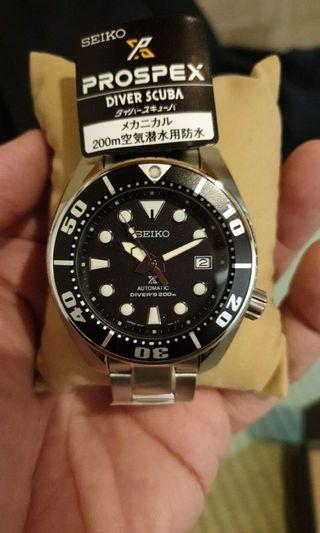 SEIKO SUMO SBDC031 BLACK
