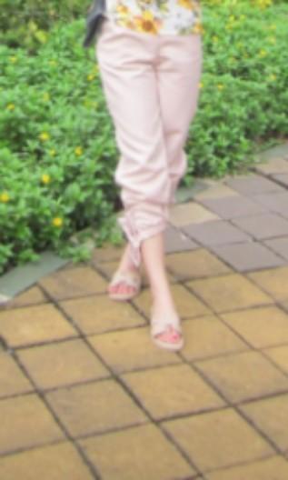 Celana Panjang Crem/nude
