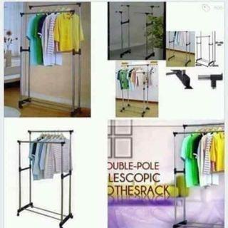 💋Double Pole Clothe Rack (SMP)