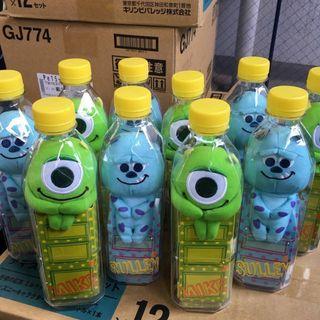 日本 限定發售 午後の紅茶ディズニー大眼毛怪限定版