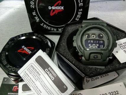 [NEW] G-SHOCK Dw6900 lu-3dr