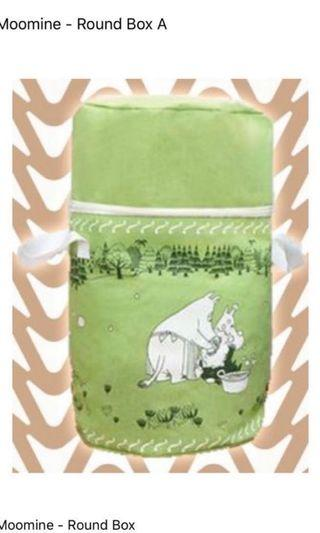 🇯🇵日本景品🇯🇵姆明收納袋污衣籃-Moomins round bag