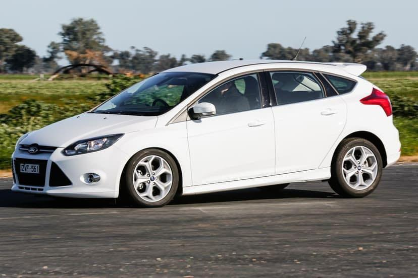 2014 Ford Focus Sports 2.0T