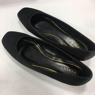 Flat Shoes Black Vincci