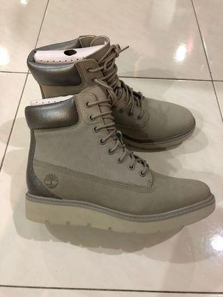 BN Timberland Boots Grey