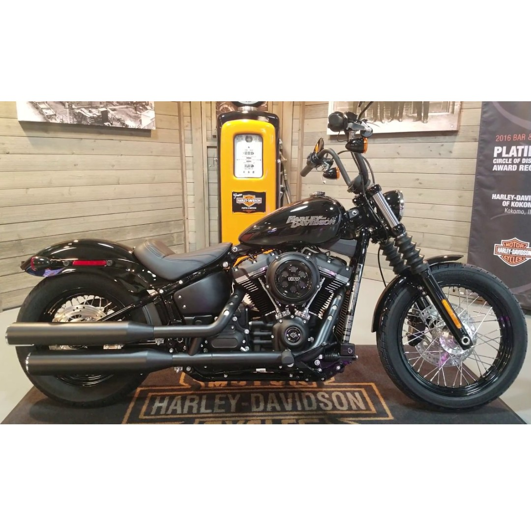2019 Harley Davidson Softail Street Bob 107 Cubic Inch Motorcycles Motorcycles For Sale Class 2 On Carousell