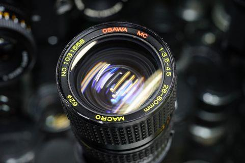 Osawa 28-80mm wide zoom nikon ai mount for fm fm2 etc
