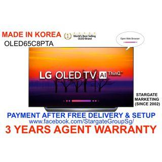 "TV CLERANCE!!!  LG/ PANASONIC 43""/ 55""/ 65""/ 70"" 4K SUPER ULTRA HD/ 4K ULTRA HD/ OLED 4K ULTRA HD & 4K ULTRA HD SUPREME 3D SMART LED TV W/ 3 YEARS AGENT WARRANTY (PAYMENT AFTER FREE DELIVERY & SETUP)"