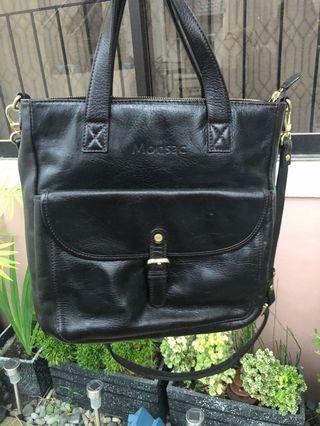 Monsac Genuine Leather Bag