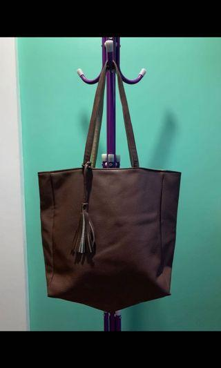 Synthetic Leather Bag