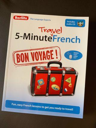Learning basic French including CD and exercises 法語基礎入門連CD+練習