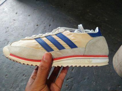 Adidas SL72 Blue Strip