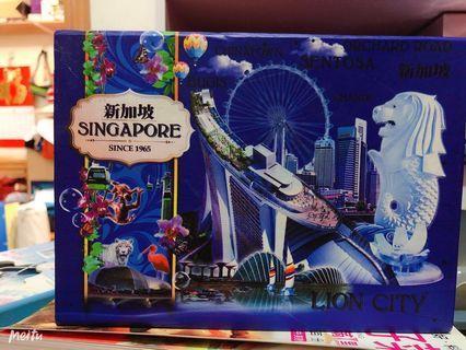 新加坡伴手禮盒