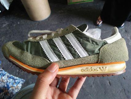 Adidas SL72 Green