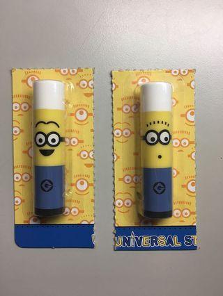 Minion正版潤唇膏