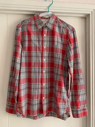 H&M L.O.G.G (Label of Graded Goods) Flannel Shirt