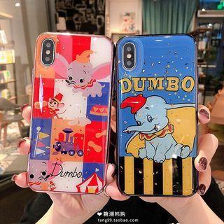 PO: iphone dumbo phone cover