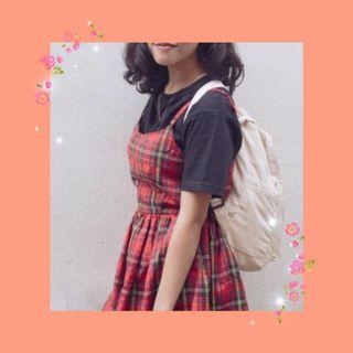 Plaid Dress ✨