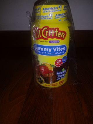 🚚 Lil Critters Gummy Vites Multivitamin