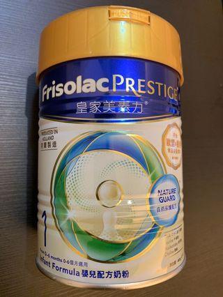 皇家美素力 frisolac prestige 1 400g 奶粉 friso 奶嘴 三輪車 平衡車 七星茶 bb車 開奶茶