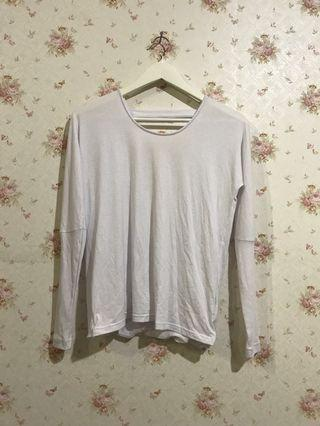 White long outer gym