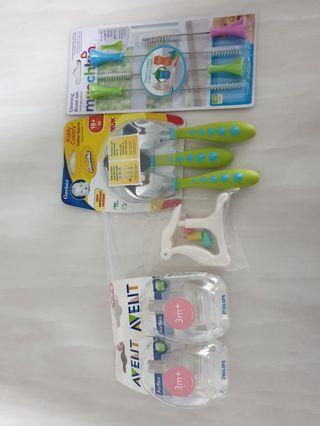 Babies Feeding Accessories