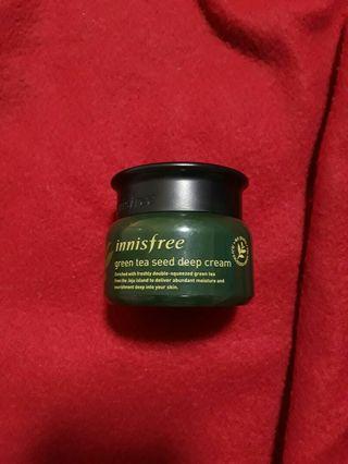 INNISFREE green tea seed deep cream