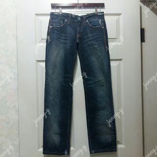 🚚 Levi's | 直筒牛仔褲 W25 (二手) levis 長褲 #半價衣服拍賣會