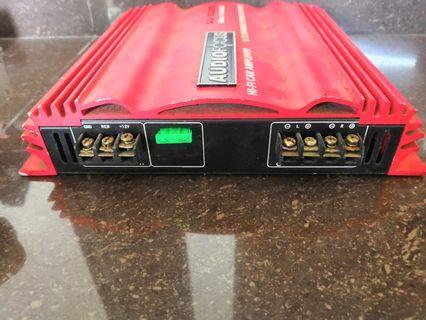 Audiofocus 2ch Amplifier