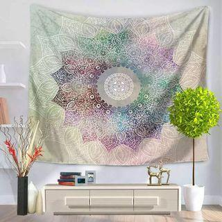 Wall Hang Tapestry Mat