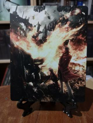 Final Fantasy Type 0 Limited Steelbook