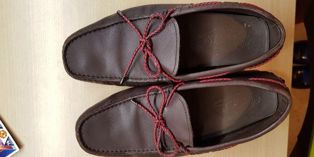 🚚 TODS moccasin