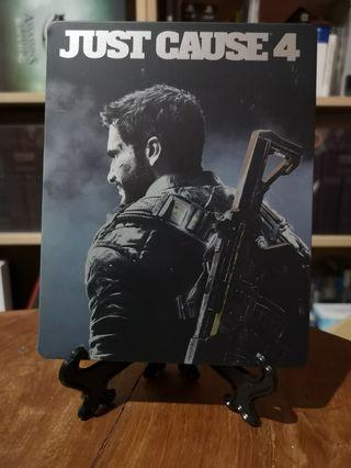 Just Cause 4 Steelbook