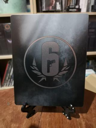 Rainbow Six Siege Steelbook