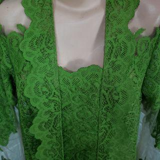 Kebaya Brukat Korea LB 92 Made by Cath