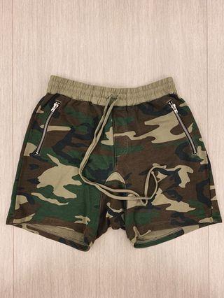 Fear of God FOG Essential Camo Shorts