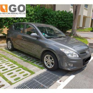 Hyundai i30 1.6 Auto Sunroof  FOR RENT/ GRAB / GOJEK/ TADA / PERSONAL USEAGE