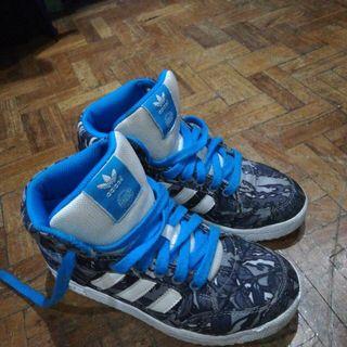Details zu U.K. Size 2k Adidas Originals Jeremy Scott Infant Crib Shoes.trainers