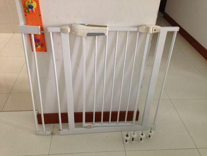 Preloved Baby Safety Gate