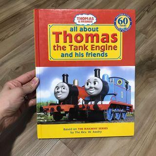 Buku cerita THOMAS & FRIENDS berbahasa Inggris 60 halaman