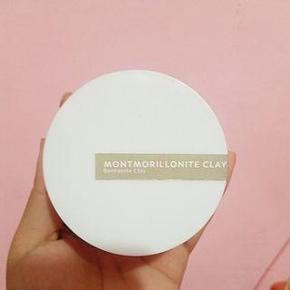 Organic Supply Co. Montmorillonite Clay mask