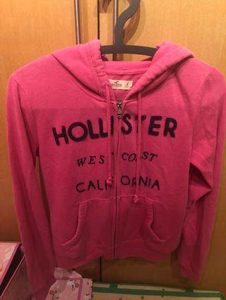 HOLSTER桃紅色外套